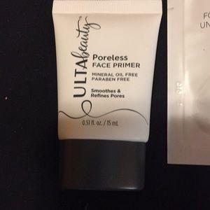 Smashbox Makeup - Lot of 10 face primer samples NWT